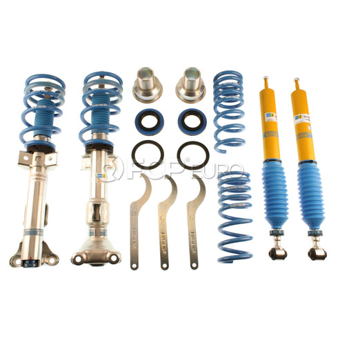 Mercedes Suspension Kit Front and Rear (C300 C350) - Bilstein 48-141147