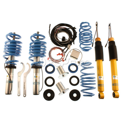 Audi Suspension Kit Front and Rear (A4 A4 Quattro A5 A5 Quattro) - Bilstein 49-151282
