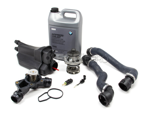 BMW Cooling System Overhaul Kit (525i 528i 530i) - OEM E39COOLKIT