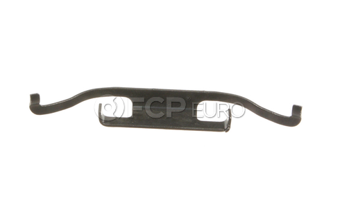 BMW Brake Anti Rattle Spring Rear (Z3 M3) - Genuine BMW 34212227671