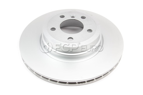 BMW Brake Disc Rear (X5 X6 E70 E71) - Zimmermann 34216793246