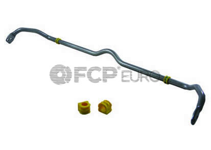 VW Audi Suspension Stabilizer Bar Assembly Front - Whiteline BAF13