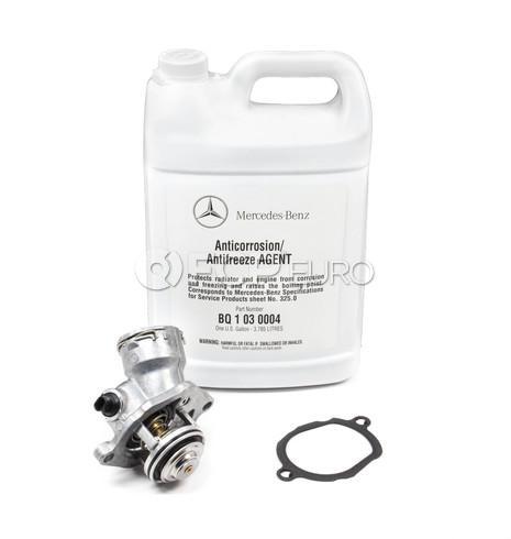 Mercedes Thermostat Kit (M272) - Wahler 2722000415KIT