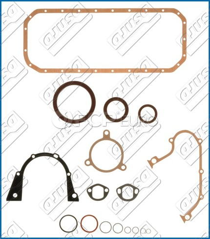 BMW Engine Conversion Gasket Set - AJUSA 54009200