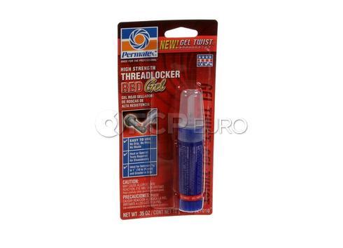 Permatex High Strength Threadlocker Red Gel - Permatex 27010