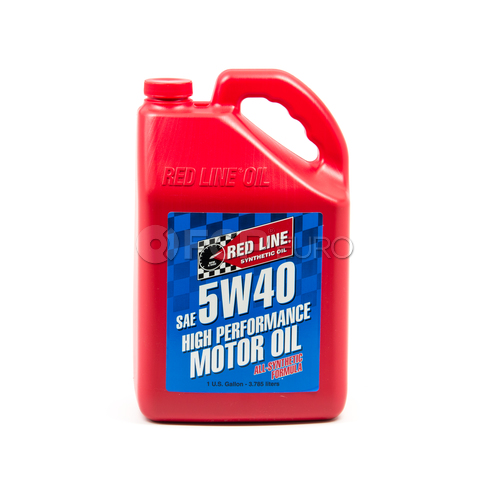 Red Line 5W40 Engine Oil (1 Gallon) - 15405