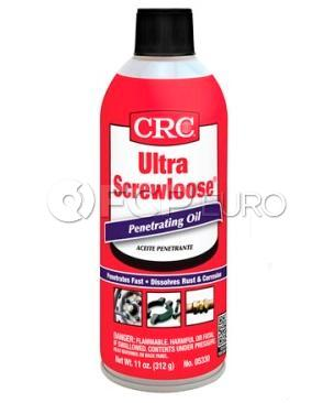 CRC Ultra Screwloose Penetrating Oil (11oz) - CRC Industries 05330