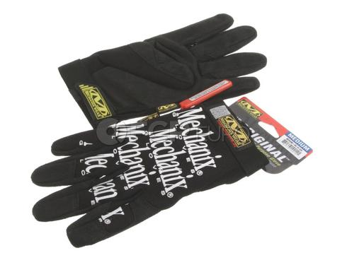 Mechanix Original Black Gloves (Medium) - MG-05-009