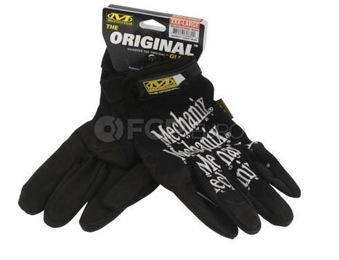 Mechanix Original Black Gloves (XXX Large) - MG-05-013