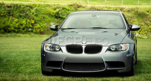 BMW Black Chrome Grill Set (E9X M3) - M3GRILLSET