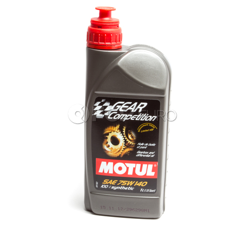 Motul Competition Gear Oil 75W140 (1 Liter) -101161