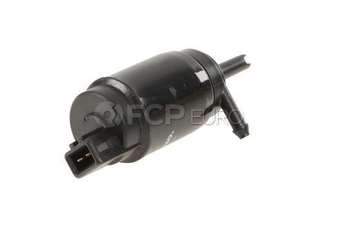 Volkswagen Windshield Washer Pump - Vemo 1H5955651
