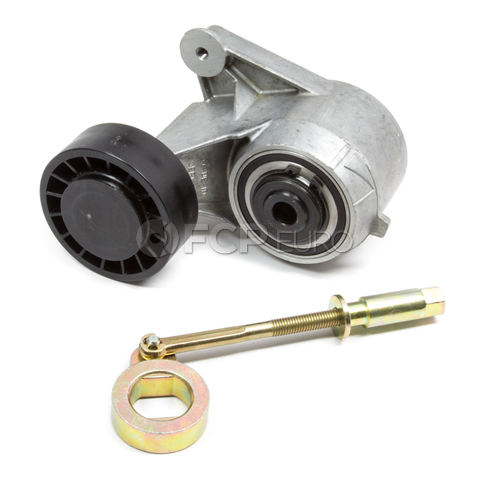 Mercedes Accessory Belt Tensioner Kit (W140) - Febi 1032000870KIT3