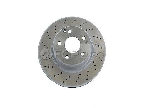 Mercedes Brake Disc Front (S500 S430 CL500 S350) - Brembo 2204210912
