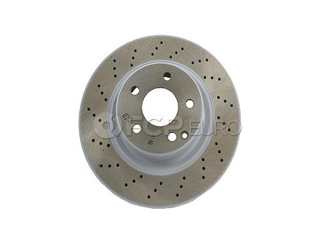 Mercedes Brake Disc Front (CL500 S430 S500) - Brembo 2204212512