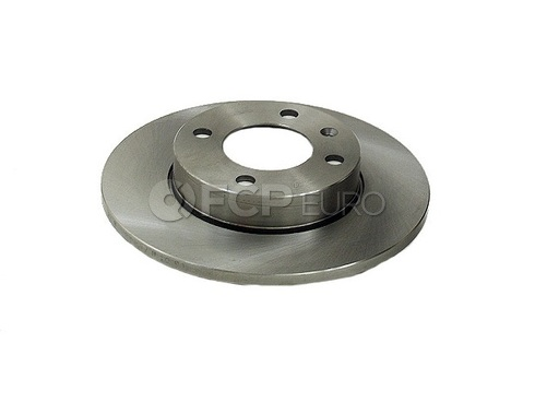 VW Brake Disc Rear (Passat Quantum) - Zimmermann 811615301