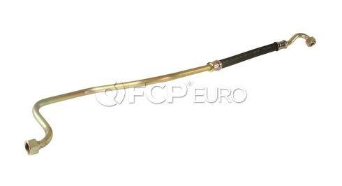 Mercedes Oil Line Lower - Trucktec 6171871282