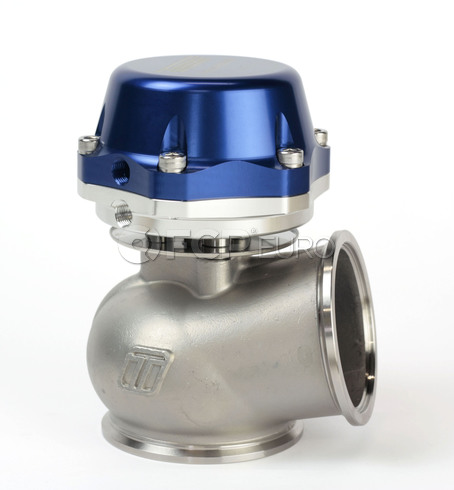 Turbosmart WG60 Power-Gate 60 7psi Blue - Turbosmart TS-0503-1001