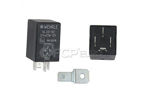Volvo Turn Signal Relay (164 142 144 145) - Wehrle 1210124