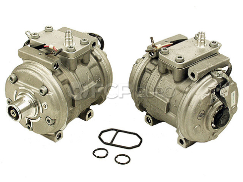 Mercedes A/C Compressor - Genuine Mercedes 0002301111