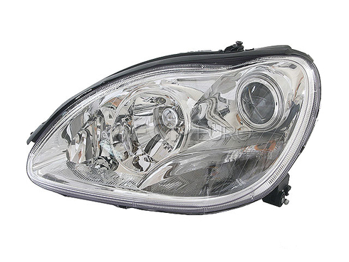 Mercedes Headlight Assembly Left - Hella 2208204161