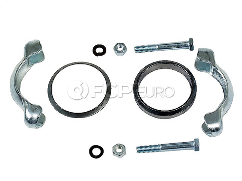 VW Exhaust Tail Pipe Mounting Kit (Beetle Super Beetle) - H J Schulte 070298051
