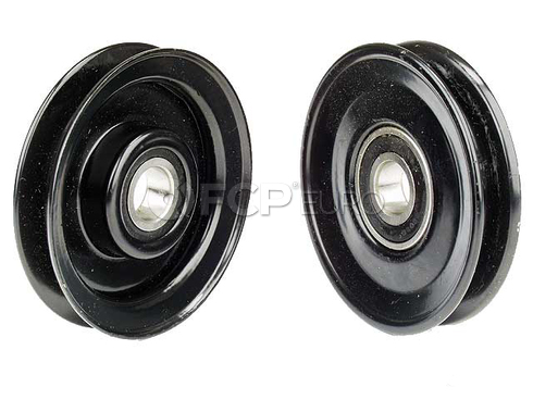 Saab A/C Drive Belt Tensioner Pulley (900 9000) - Scan Tech 4118964