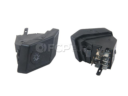 VW Headlight Switch (Fox) - Genuine VW Audi 3079415313