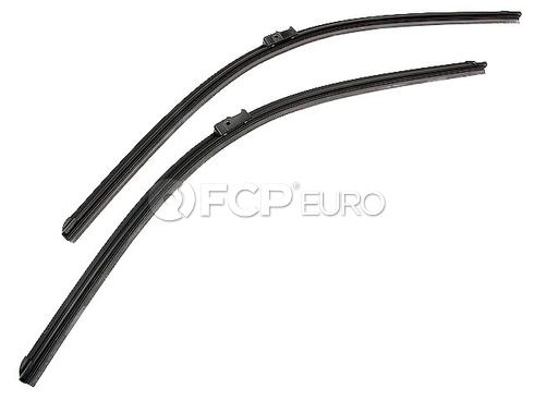 Mercedes Windshield Wiper Blade Set 26in - Bosch 3397118948