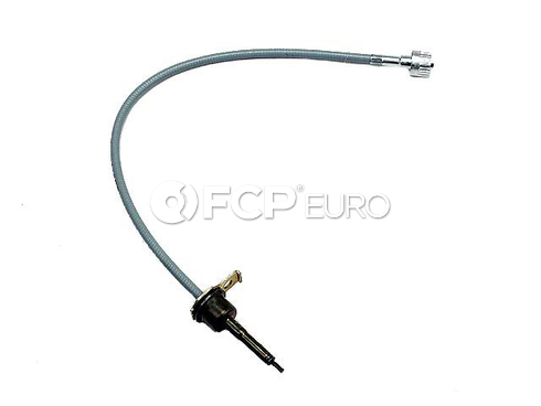 VW Speedometer Cable (Jetta Rabbit Convertible Cabriolet) - Gemo 161957809