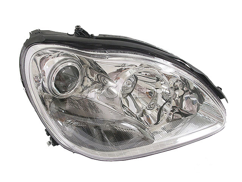 Mercedes Headlight Assembly - Bosch 0302489274