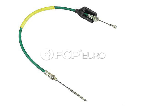 BMW Auto Trans Shifter Cable - Genuine BMW 25161215255