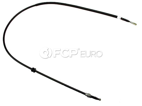 Audi Parking Brake Cable (5000 Quattro) - Cofle 443609722