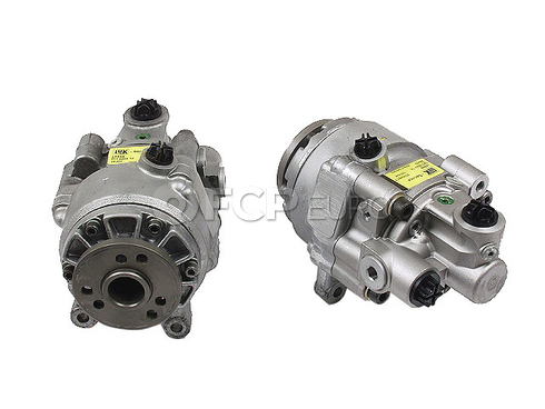 BMW Power Steering Pump (W/ Self Leveling) - Luk (OEM) 32411141574
