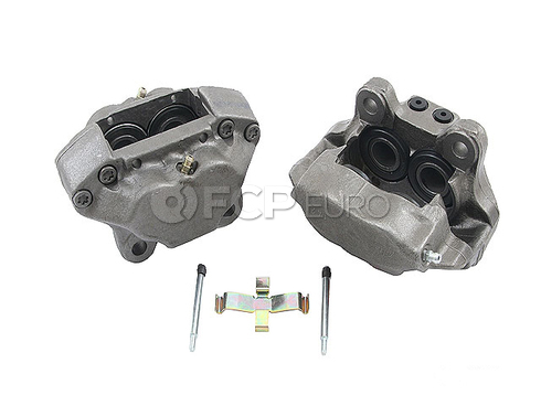 BMW Disc Brake Caliper Front Left (2002 1602) - Cardone 22-02301L