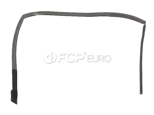 Mercedes Door Window Seal (380SLC 450SLC) - OEM Supplier 1077201278
