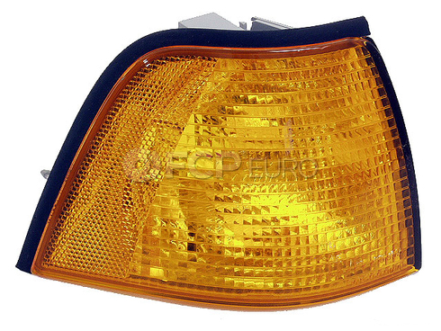 BMW Turn Signal Light Assembly Front Right (E36) - ULO 63128353280