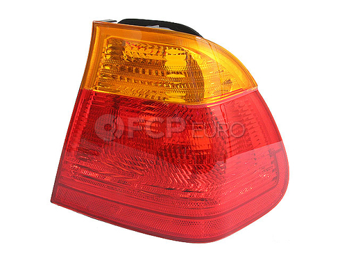 BMW Tail Light Rear Right Outer (E46) - TYC 63218364922