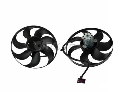 VW Audi Cooling Fan Motor - Meyle 1200002948