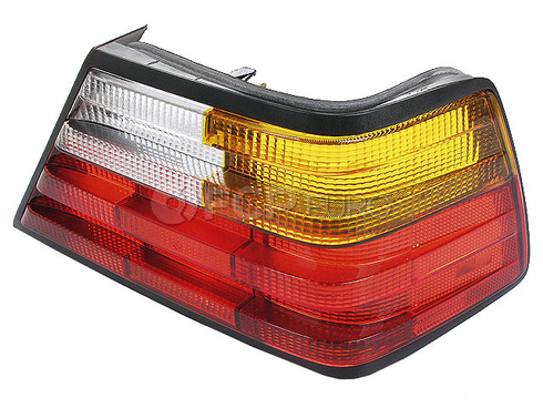Mercedes Tail Light Lens - ULO 1248200666
