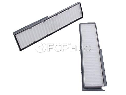 Mercedes Cabin Air Filter (Set of 2) - Micronair 1248300118