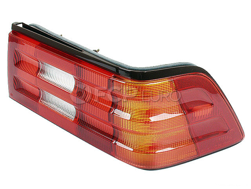 Mercedes Tail Light Lens (SL500 SL600) - Genuine Mercedes 1298203666