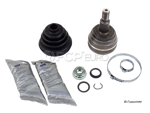 Volkswagen Audi Drive Shaft CV Joint Kit - GKN 357498099E