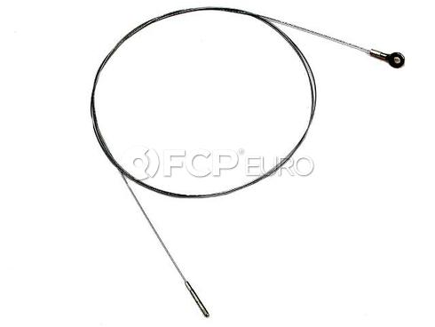 VW Accelerator Cable (Beetle Karmann Ghia) - Cofle 111721555C