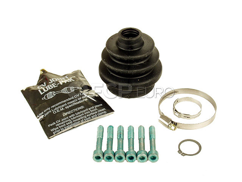 Audi CV Joint Boot Kit Front Inner (5000) - CRP 431498201A