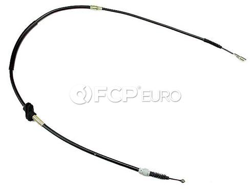 Audi Parking Brake Cable (100) - Cofle 4A0609721F
