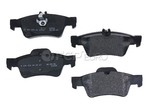 Mercedes Brake Pads Rear - Genuine Mercedes 0044204420OE