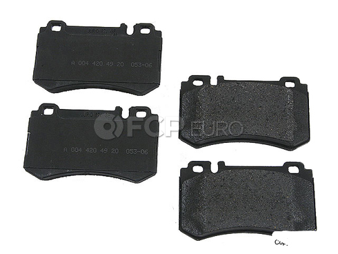 Mercedes Brake Pads Rear - Genuine Mercedes 0044204920OE