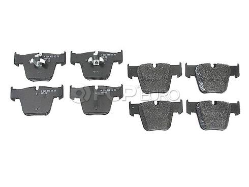 Mercedes Brake Pads Front - Genuine Mercedes 0044207520OE