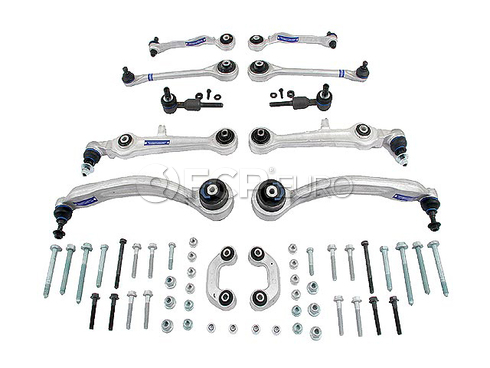 Audi Control Arm Kit Front (A8 Quattro) - Meyle HD 4D0498510AMY